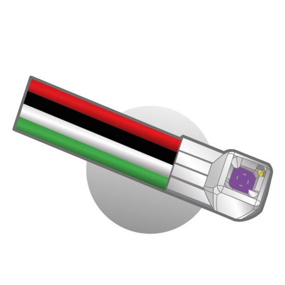 1.25 mm Pressure Sensor